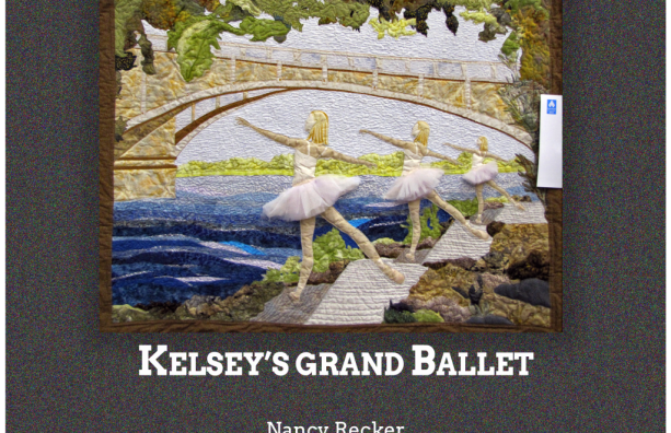 Kelsey's Grand Ballet by Nancy Recker of Grand Rapids