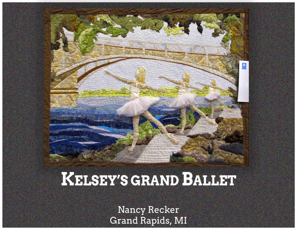 67 - KELSEY's GRAND BALLET