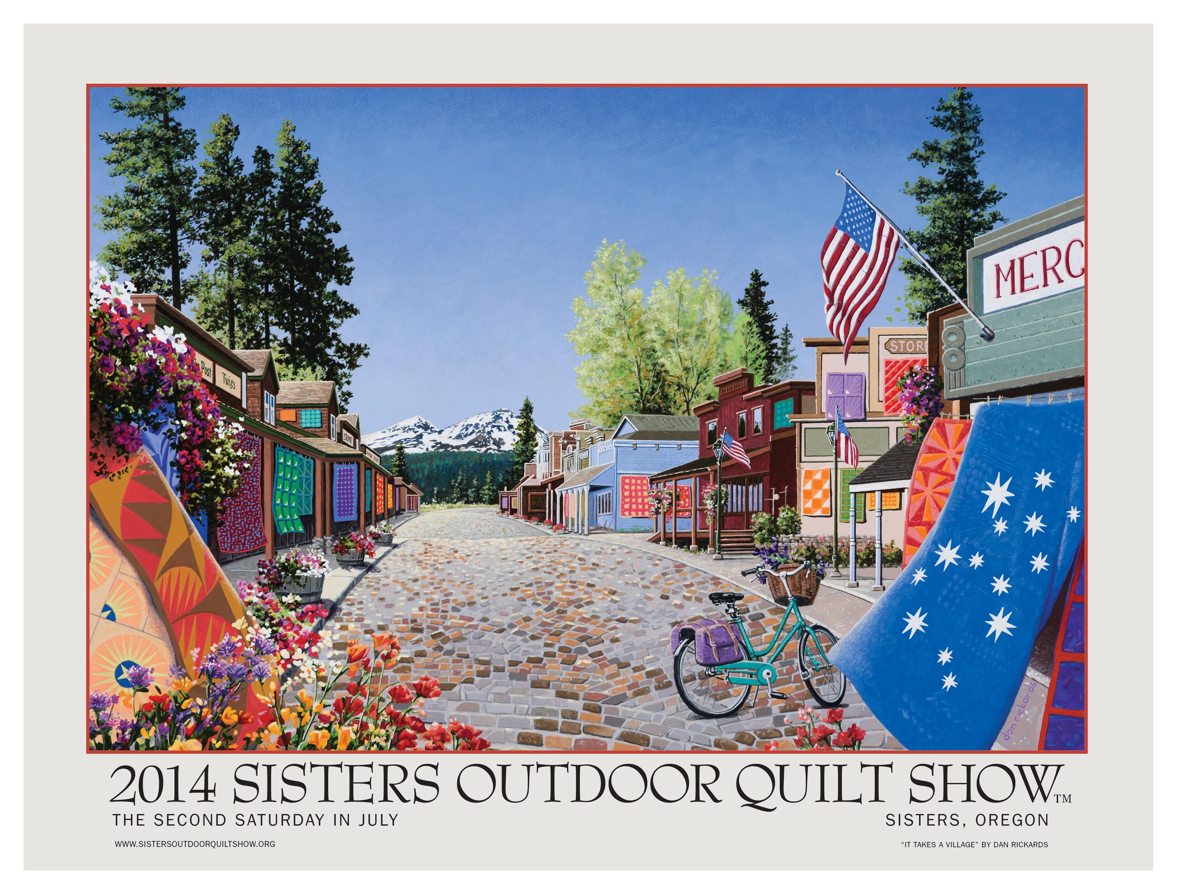 Sisters Oregon Quilt Show – July 12, 2014 | Quilt Show News : sister quilt show - Adamdwight.com