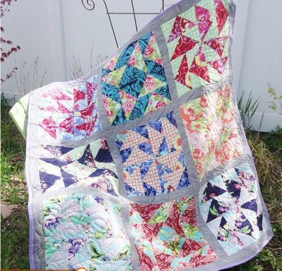 Fat Quarter Quilt Patterns