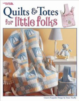 Quilts for Kids – Patterns and Books For Your Next Kids Quilt Project