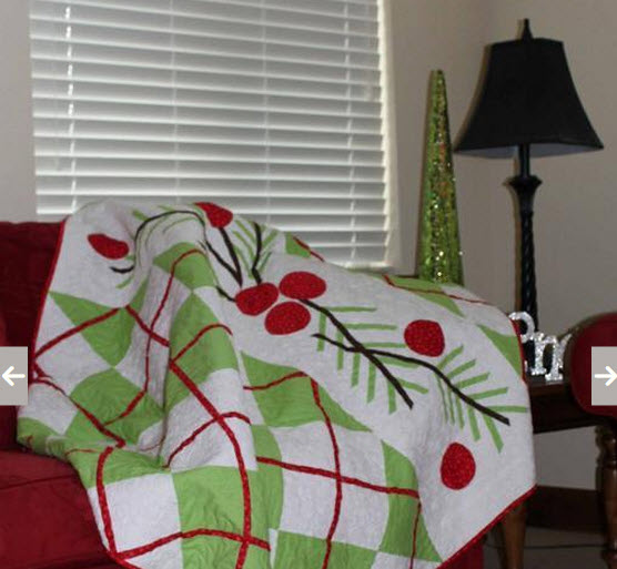 10 Christmas Quilt Patterns to Get Your Season Started!