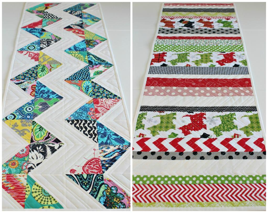 Patchwork Quilted Table Runners for Every Occasion