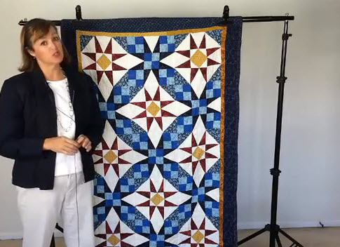 Display Your Quilt with The Craftgard Co. Quilt Stand