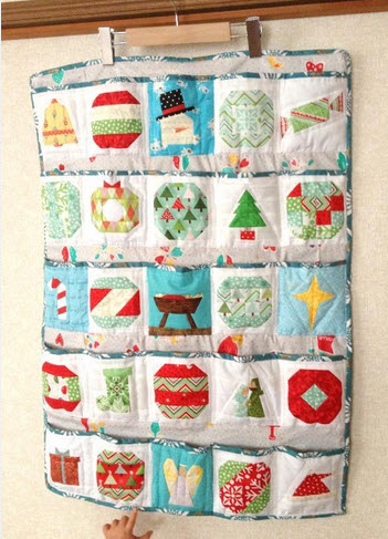 11 Paper-Pieced Christmas Quilt Blocks for the Holidays!
