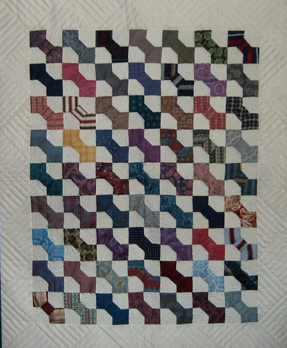 10 Bow Tie Quilt Patterns | Quilt Show News : how to tie quilt - Adamdwight.com