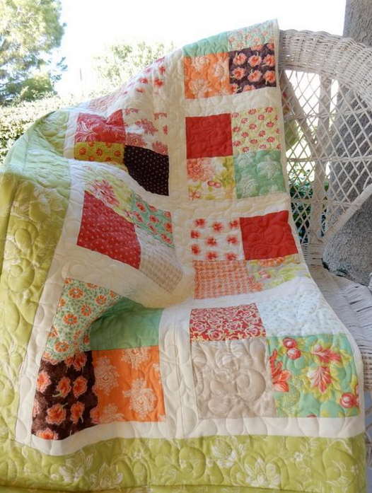 10 Quick and Easy Four-Patch Quilts