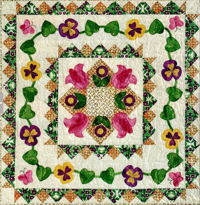 10 Spring Quilts Patterns to Warm Up the Season