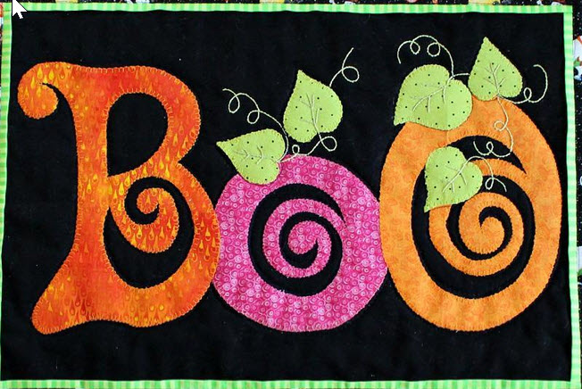 10 Halloween Quilt Patterns – Get in the Spooky Holiday Spirit
