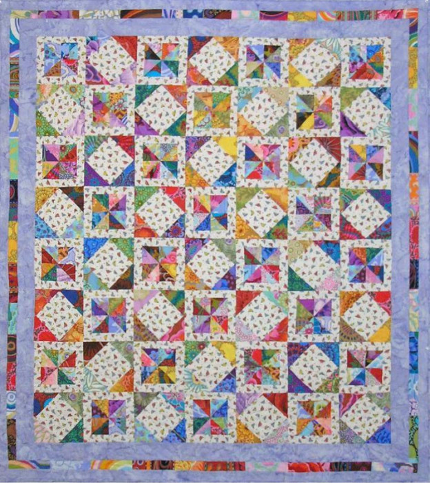 10 Jelly Roll Quilt Patterns For Beginners Fast And Easy