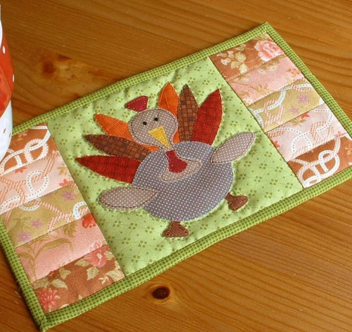 10 Thanksgiving Quilt Projects – Show Your Gratitude with a Quilt!