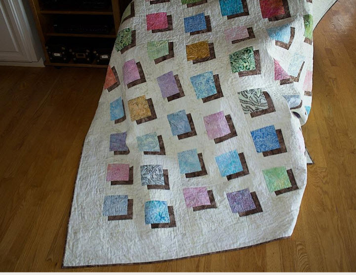 10 Charming Baby Quilts – Use Those Charm Packs!
