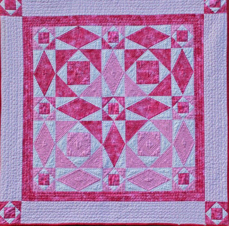 10 Heart Quilts – Finish One For Valentines Day!