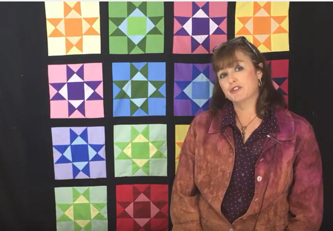 Amish Ohio Star Quilt – Great for Beginners!