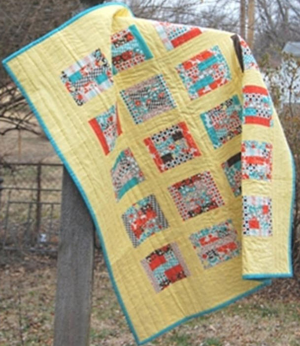 12  Baby Quilts – Whip One Up This Weekend!