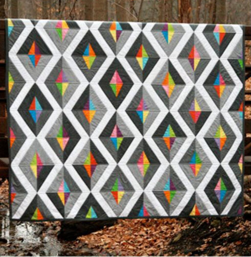 12 Modern Scrap Quilts Quick And Easy Quilt Show News