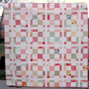 12 Charm Pack Quilt Patterns – Charming Quilts to Make This Week ... : charm pack quilt patterns - Adamdwight.com