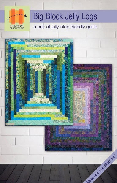 12 Jelly Roll Quilts – Use Up Those Jelly Rolls!