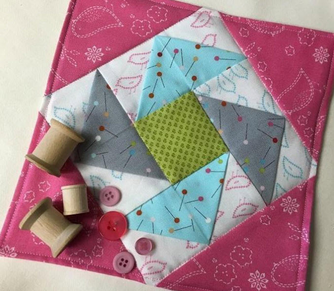12 Flying Geese Quilt Patterns – Make One This Weekend!