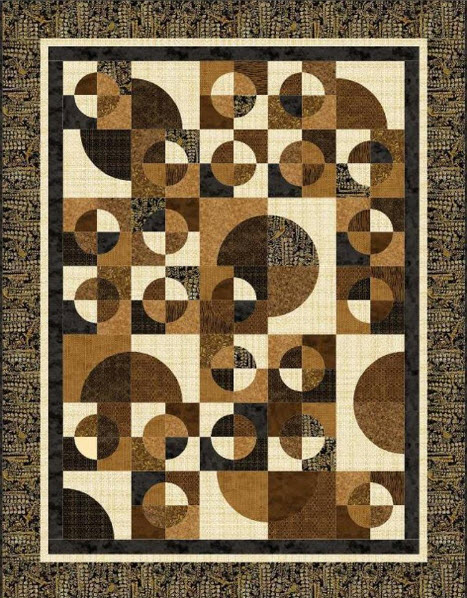 11 Drunkard's Path Quilt Patterns – Expand Your Skills With Curved Piecing!