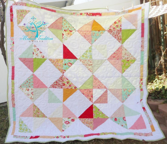 12 Layer Cake Quilt Patterns – Use Those Precuts!