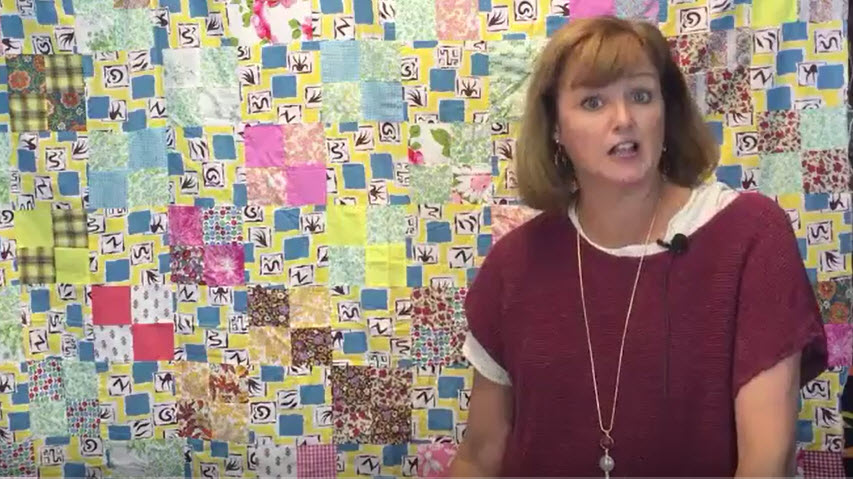 Quilt Design Lessons from Vintage Quilts