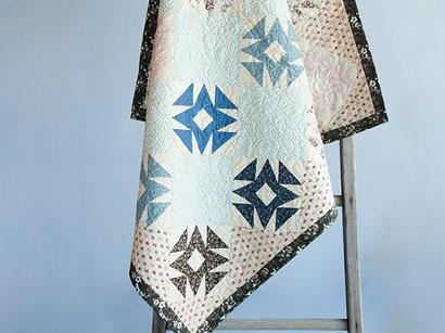 Review Bliss Quilt Pattern And Kit Traditional Patchwork Quilt
