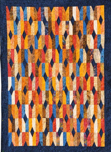 10 Diamond Quilt Patterns for Beginners – Make one of these