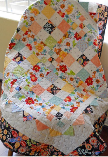 12 Easy Nine Patch Quilts Back To Basics And Beyond