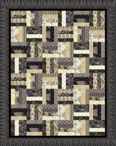11 Rail Fence Quilt Patterns A Couple Are Even For Jelly