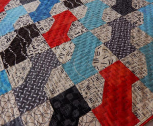 The Bow Tie Quilt Pattern Is A Widely Recognized Block Design You Can Make Many Blocks And Create Or Use One In Sampler